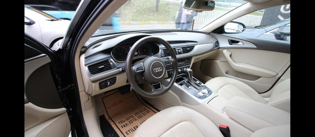 ikinci el araba 2015 Audi A6 2.0 TDI Dizel Otomatik 148240 KM 6