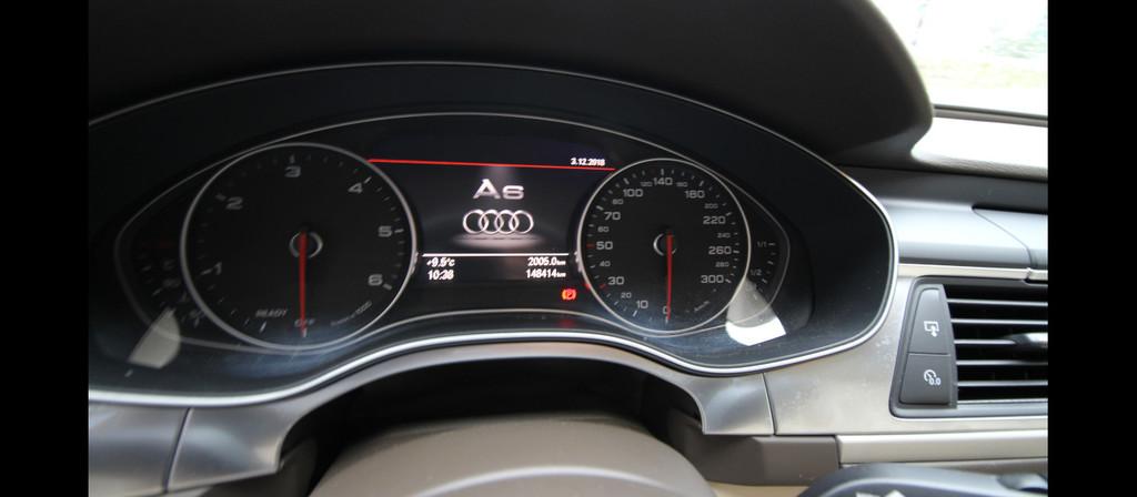 ikinci el araba 2015 Audi A6 2.0 TDI Dizel Otomatik 148240 KM 7