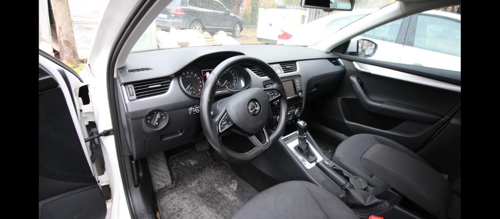 ikinci el araba 2016 Skoda Octavia 1.6 TDI Style CR Dizel Otomatik 146515 KM 6