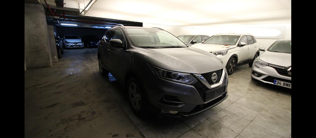 ikinci el araba 2018 Nissan Qashqai 1.6 dCi Sky Pack Dizel Otomatik 1786 KM 7