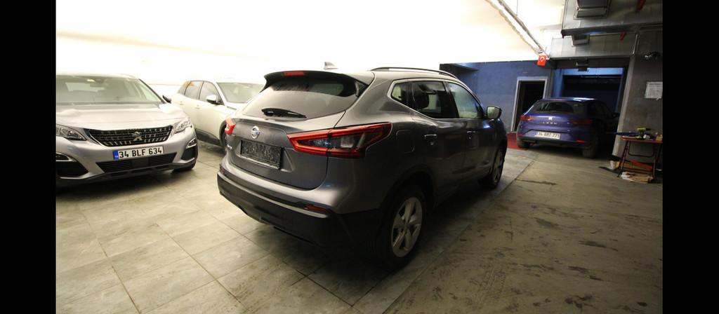 ikinci el araba 2018 Nissan Qashqai 1.6 dCi Sky Pack Dizel Otomatik 1786 KM 5