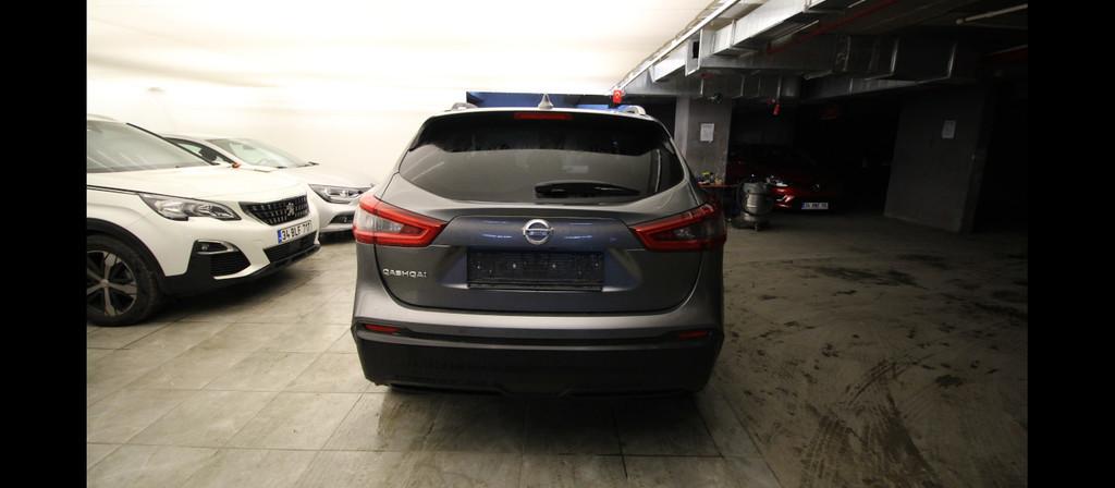 ikinci el araba 2018 Nissan Qashqai 1.6 dCi Sky Pack Dizel Otomatik 1786 KM 8