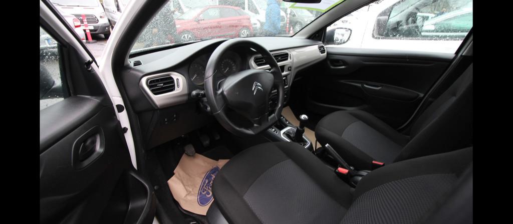 ikinci el araba 2015 Citroen C-Elysee 1.6 HDi Attraction Dizel Manuel 65450 KM 8