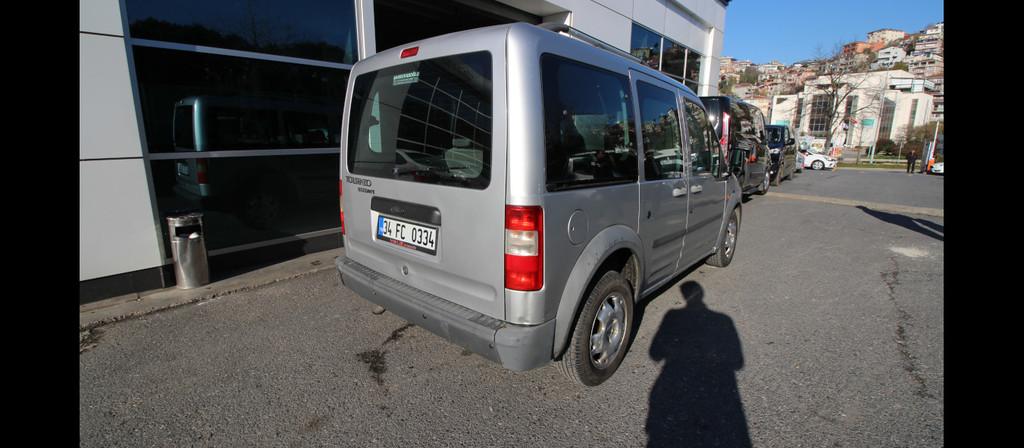 ikinci el araba 2008 Ford Tourneo Connect K210S 1.8 TDCİ DELUX Dizel Manuel 186000 KM 5