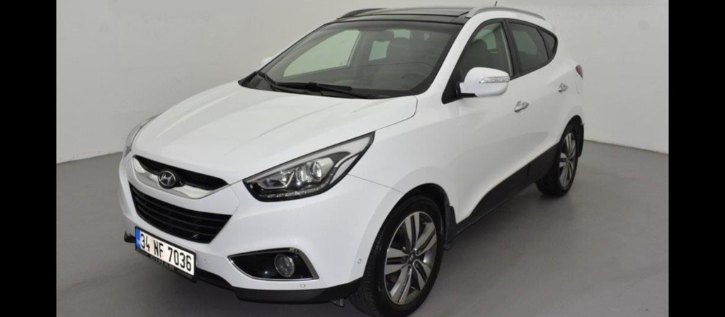 ikinci el araba 2015 Hyundai ix35 4x4 2.0 CRDI Elite Dizel Otomatik 57731 KM