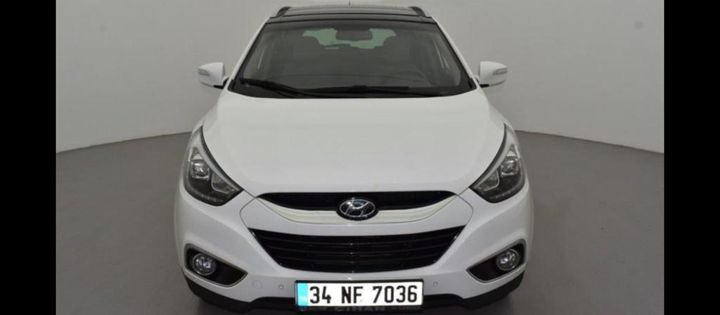 ikinci el araba 2015 Hyundai ix35 4x4 2.0 CRDI Elite Dizel Otomatik 57731 KM 0