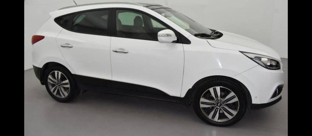 ikinci el araba 2015 Hyundai ix35 4x4 2.0 CRDI Elite Dizel Otomatik 57731 KM 2