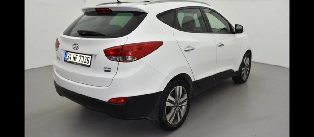 ikinci el araba 2015 Hyundai ix35 4x4 2.0 CRDI Elite Dizel Otomatik 57731 KM 6