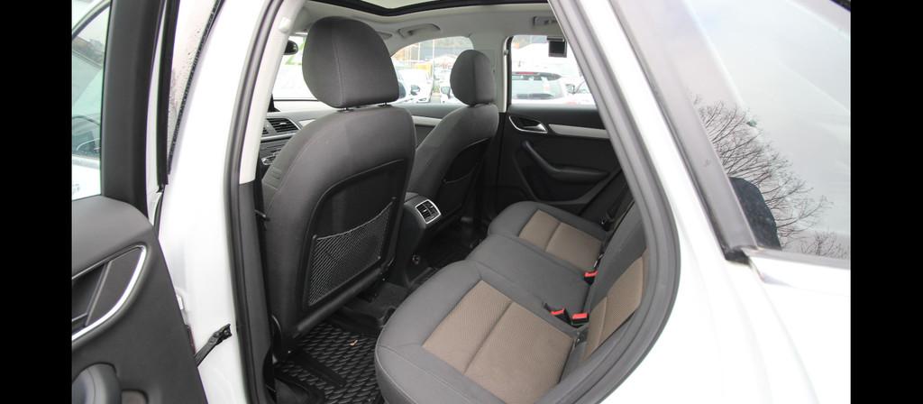 ikinci el araba 2014 Audi Q3 1.4 TFSi Benzin Otomatik 53955 KM 2