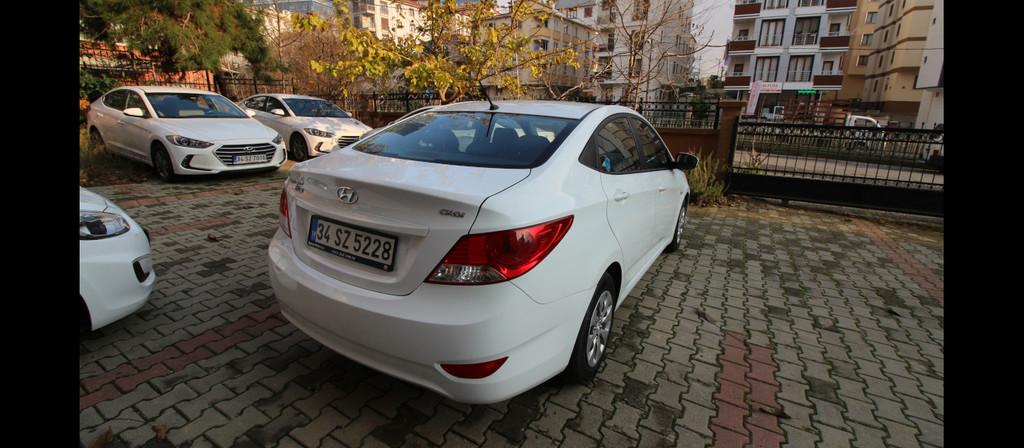ikinci el araba 2016 Hyundai Accent Blue 1.6 CRDI Mode Dizel Manuel 65895 KM 3