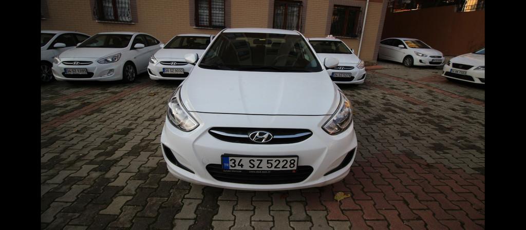 ikinci el araba 2016 Hyundai Accent Blue 1.6 CRDI Mode Dizel Manuel 65895 KM 4