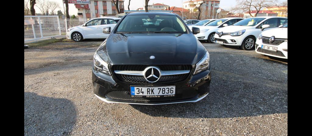 ikinci el araba 2016 Mercedes - Benz CLA 180 D Comfort Dizel Otomatik 24000 KM 4