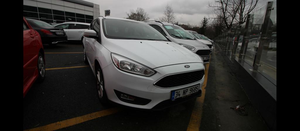 ikinci el araba 2015 Ford Focus 1.6 TDCi Trend X Dizel Manuel 140915 KM