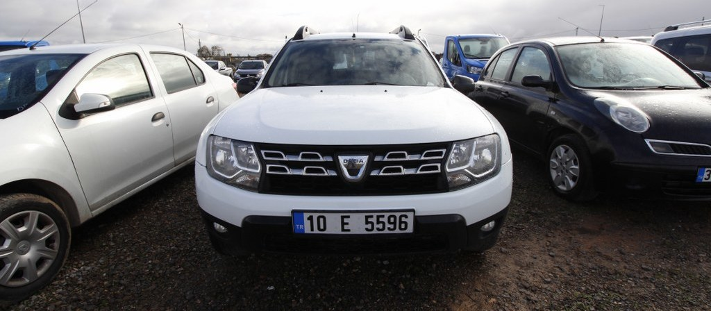 ikinci el araba 2015 Dacia Duster 1.5 dCi Laureate Dizel Manuel 95000 KM 1
