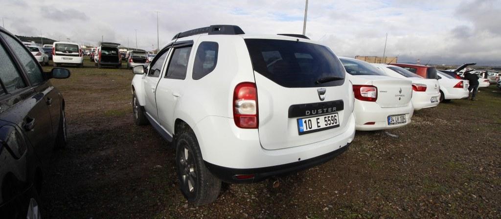 ikinci el araba 2015 Dacia Duster 1.5 dCi Laureate Dizel Manuel 95000 KM 2