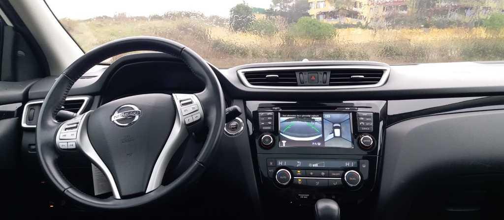 ikinci el araba 2015 Nissan Qashqai 1.6 dCi Platinum Premium Pack Dizel Otomatik 29900 KM 0
