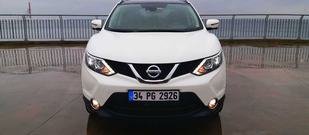 ikinci el araba 2015 Nissan Qashqai 1.6 dCi Platinum Premium Pack Dizel Otomatik 29900 KM 2