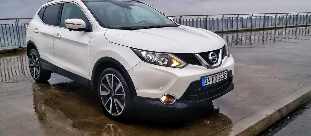 ikinci el araba 2015 Nissan Qashqai 1.6 dCi Platinum Premium Pack Dizel Otomatik 29900 KM 6