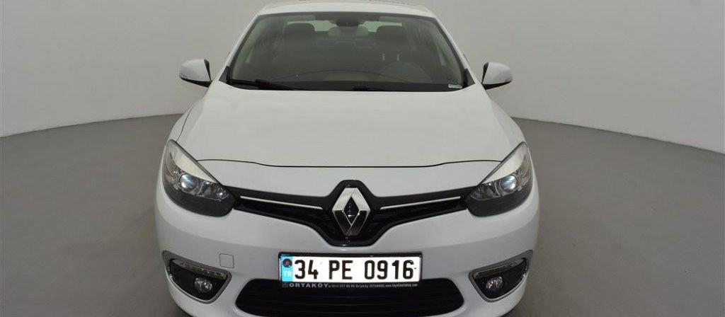 ikinci el araba 2015 Renault Fluence 1.5 dCi Icon Dizel Otomatik 83285 KM 1