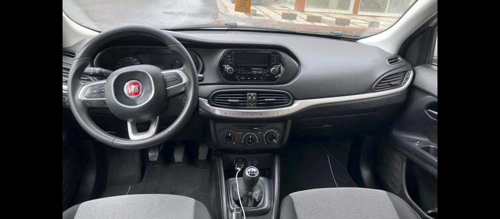 ikinci el araba 2016 Fiat Egea 1.3 Multijet Easy Dizel Manuel 84600 KM 5