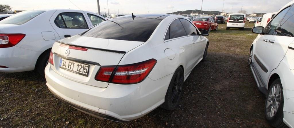 ikinci el araba 2011 Mercedes - Benz E E 250 CGI Premium Benzin Otomatik 159000 KM 5