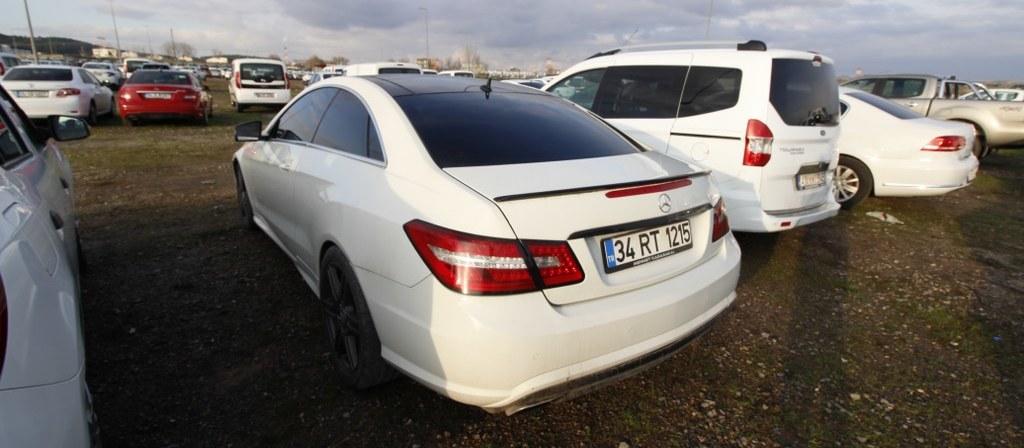 ikinci el araba 2011 Mercedes - Benz E E 250 CGI Premium Benzin Otomatik 159000 KM 7