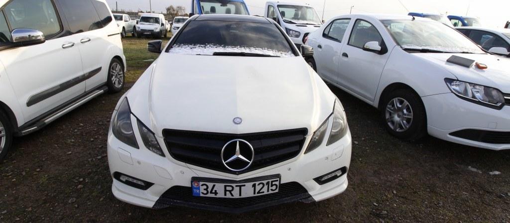 ikinci el araba 2011 Mercedes - Benz E E 250 CGI Premium Benzin Otomatik 159000 KM 8