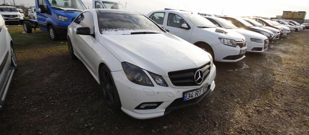 ikinci el araba 2011 Mercedes - Benz E E 250 CGI Premium Benzin Otomatik 159000 KM 9