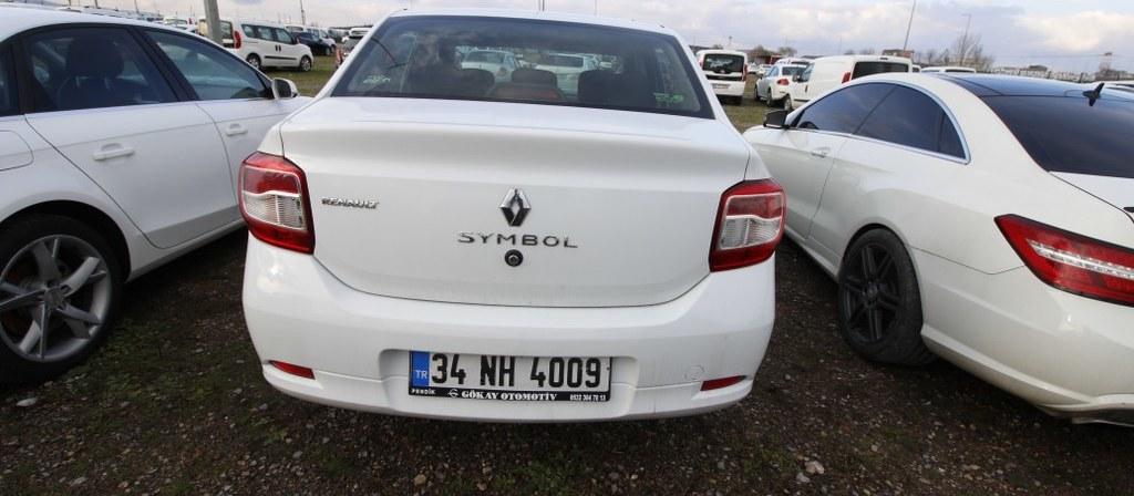 ikinci el araba 2015 Renault Symbol 1.5 dCi Joy Dizel Manuel 99400 KM 4