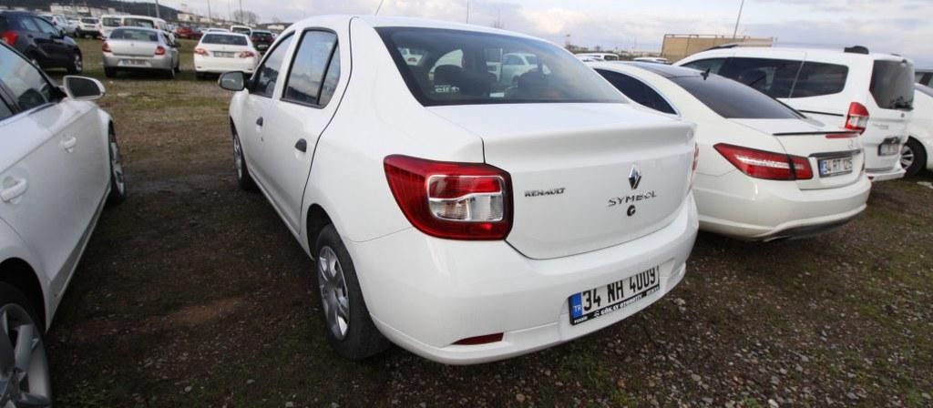 ikinci el araba 2015 Renault Symbol 1.5 dCi Joy Dizel Manuel 99400 KM 6