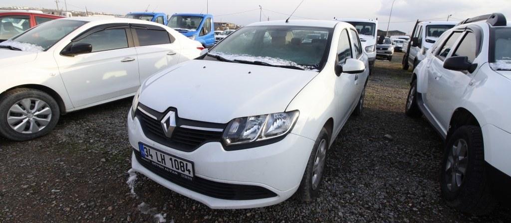 ikinci el araba 2016 Renault Symbol 1.5 dCi Joy Dizel Manuel 73100 KM
