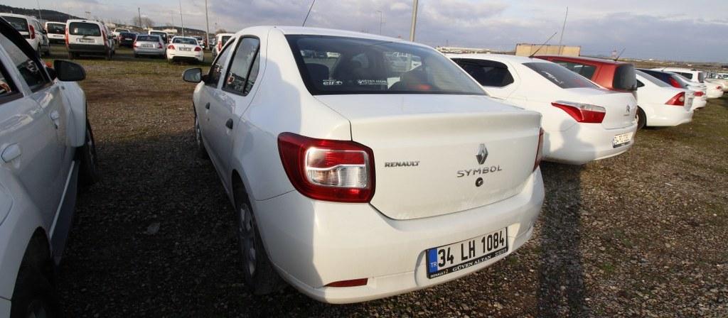 ikinci el araba 2016 Renault Symbol 1.5 dCi Joy Dizel Manuel 73100 KM 2
