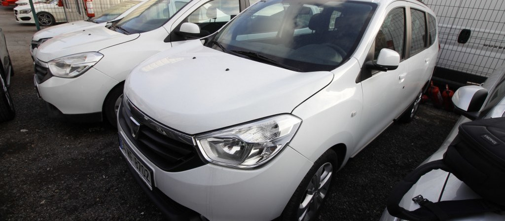 ikinci el araba 2015 Dacia Lodgy 1.5 dCi Laureate Dizel Manuel 114500 KM