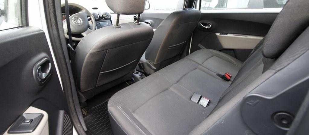 ikinci el araba 2015 Dacia Lodgy 1.5 dCi Laureate Dizel Manuel 114500 KM 1