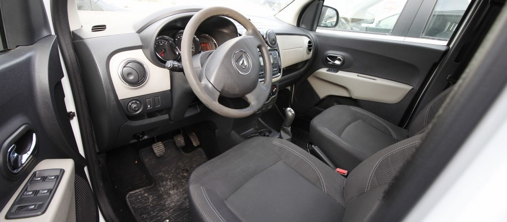 ikinci el araba 2015 Dacia Lodgy 1.5 dCi Laureate Dizel Manuel 114500 KM 2