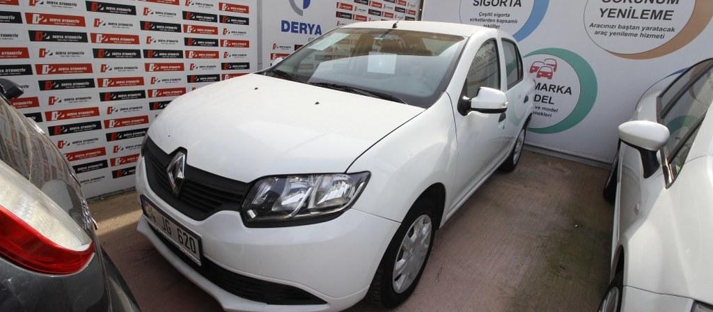 ikinci el araba 2014 Renault Symbol 1.5 dCi Joy Dizel Manuel 120560 KM