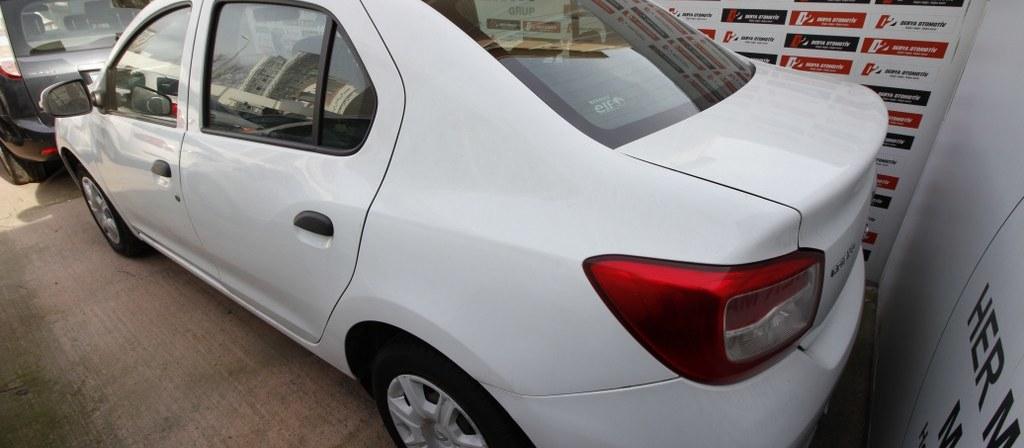 ikinci el araba 2014 Renault Symbol 1.5 dCi Joy Dizel Manuel 120560 KM 2