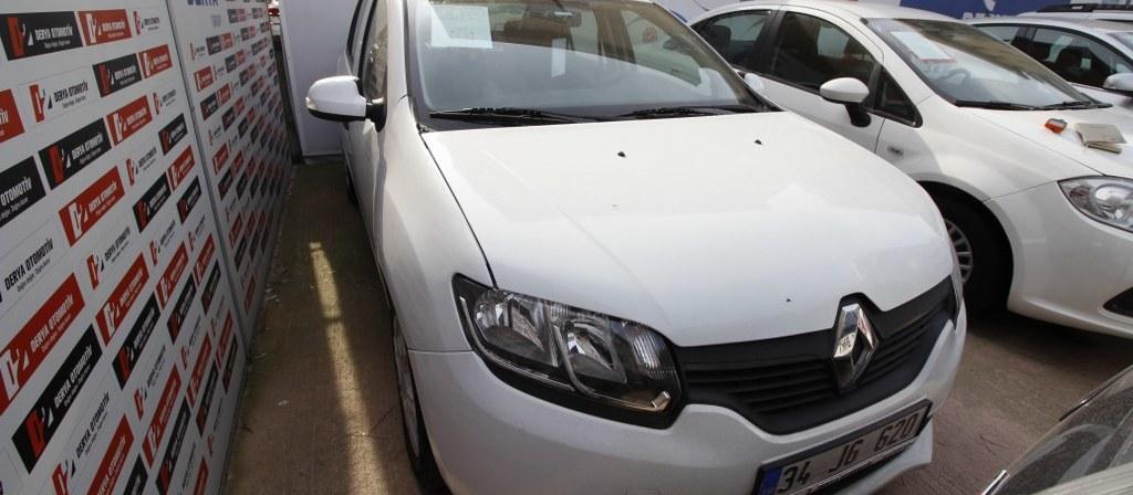 ikinci el araba 2014 Renault Symbol 1.5 dCi Joy Dizel Manuel 120560 KM 3