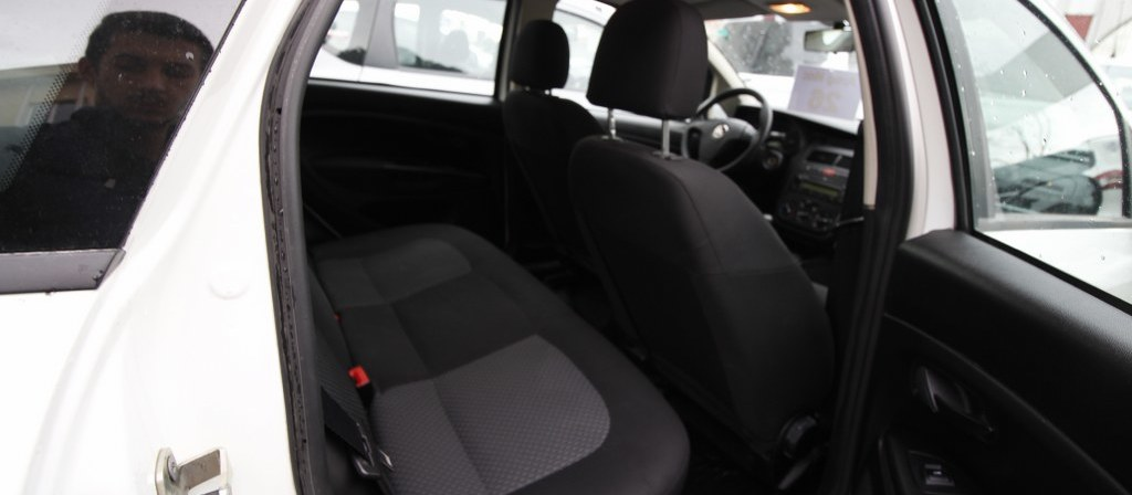 ikinci el araba 2015 Fiat Linea 1.3 Multijet Pop Dizel Manuel 94600 KM 1