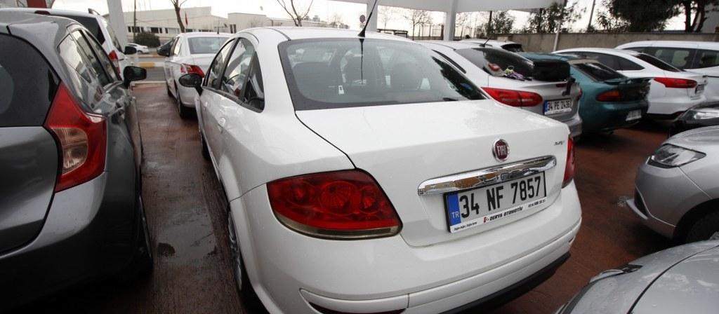 ikinci el araba 2015 Fiat Linea 1.3 Multijet Pop Dizel Manuel 94600 KM 4