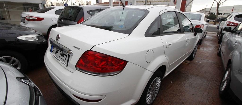 ikinci el araba 2015 Fiat Linea 1.3 Multijet Pop Dizel Manuel 94600 KM 5