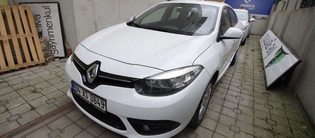 ikinci el araba 2014 Renault Fluence 1.5 dCi Touch Plus Dizel Otomatik 147000 KM