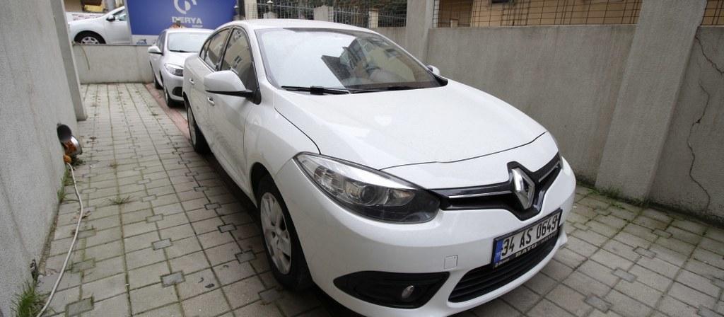 ikinci el araba 2014 Renault Fluence 1.5 dCi Touch Plus Dizel Otomatik 147000 KM 0