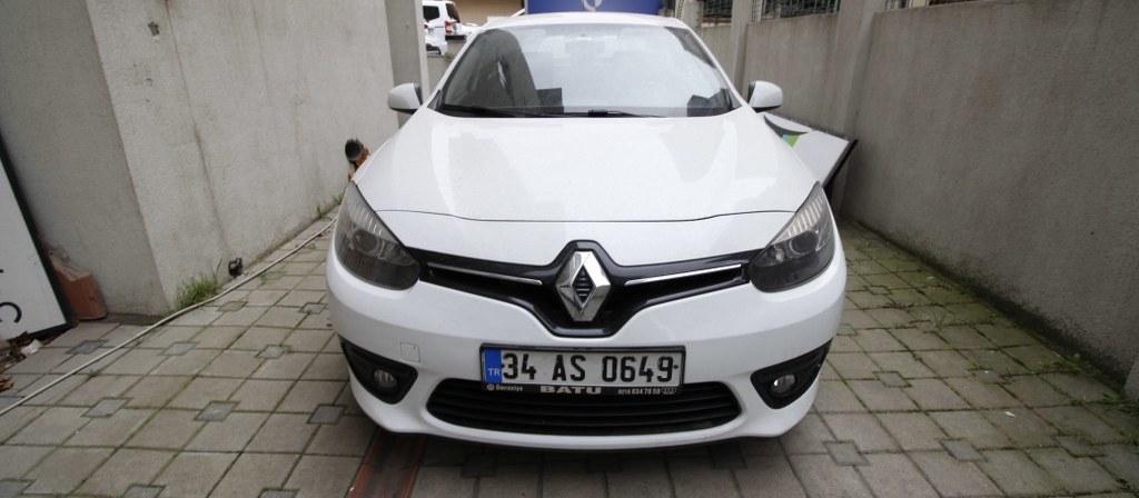 ikinci el araba 2014 Renault Fluence 1.5 dCi Touch Plus Dizel Otomatik 147000 KM 1