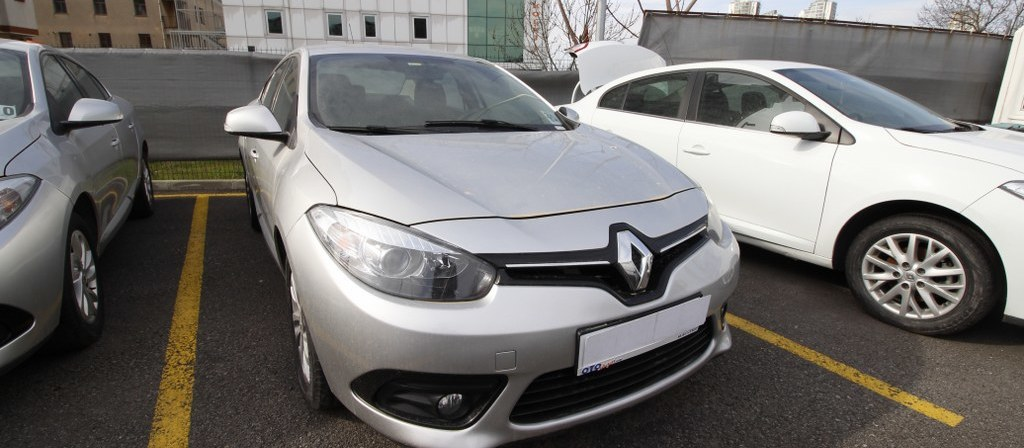 ikinci el araba 2014 Renault Fluence 1.5 dCi Touch Plus Dizel Otomatik 123000 KM 2