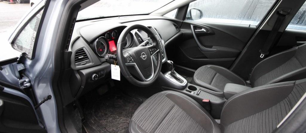 ikinci el araba 2017 Opel Astra 1.6 CDTI Elite Dizel Otomatik 60000 KM 2