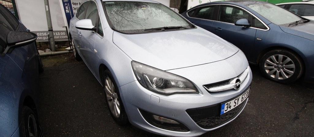ikinci el araba 2017 Opel Astra 1.6 CDTI Elite Dizel Otomatik 60000 KM 3