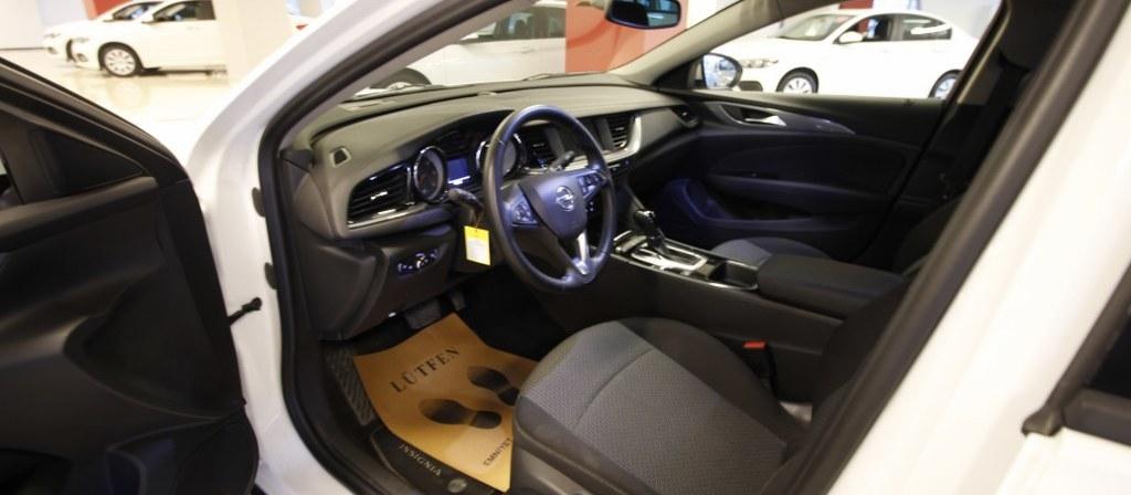 ikinci el araba 2017 Opel Insignia 1.6 CDTI  Grand Sport Design Dizel Otomatik 43000 KM 6