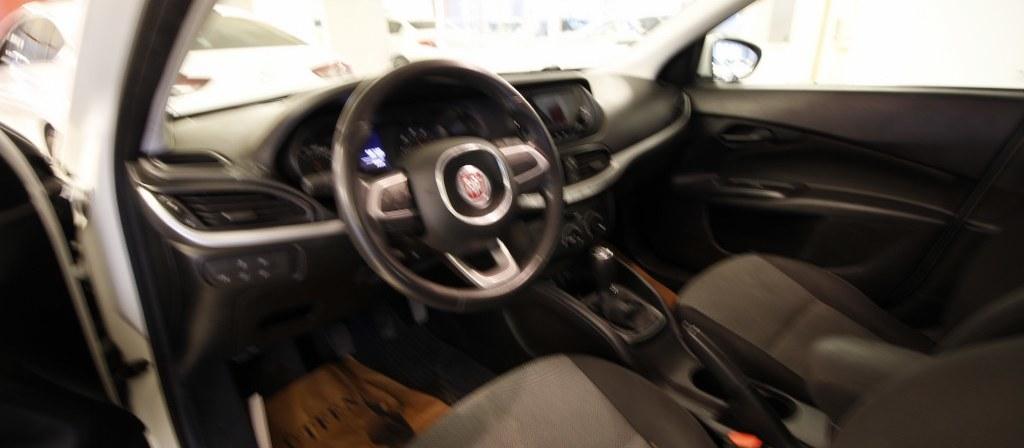 ikinci el araba 2017 Fiat Egea 1.3 Multijet Easy Dizel Manuel 59000 KM 4