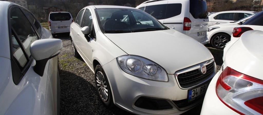 ikinci el araba 2016 Fiat Linea 1.3 Multijet Pop Dizel Manuel 110000 KM 4